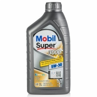 Масло моторное Mobil Super 3000 XE 5W30 (1 л)