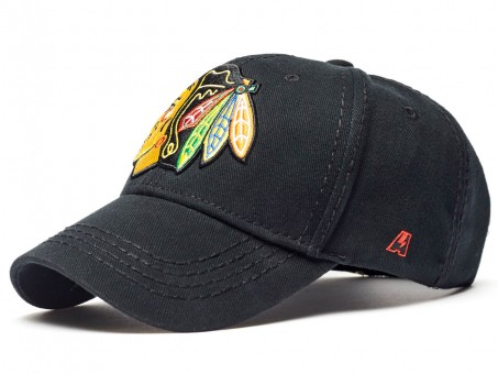 Бейсболка NHL Chicago Blackhawks, р.55-58, арт.29091