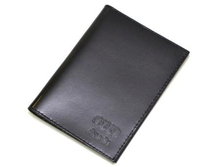 Бумажник водителя Askent BV.1. Audi (black)