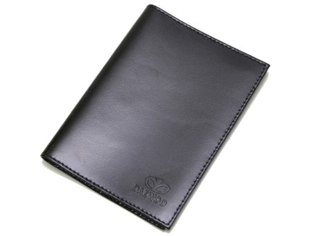 Бумажник водителя Askent BV.1. Daewoo (black)