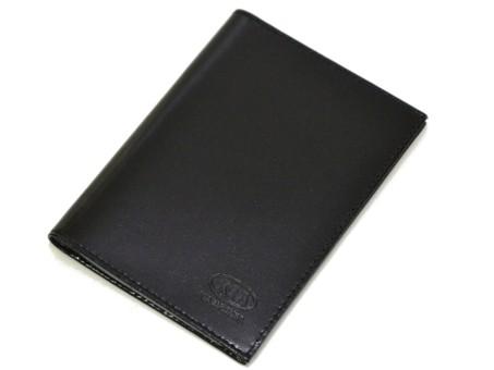 Бумажник водителя Askent BV.1. Kia (black)