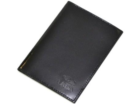 Бумажник водителя Askent BV.1. Lada (black)