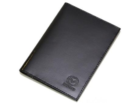 Бумажник водителя Askent BV.1. Mazda  (black)
