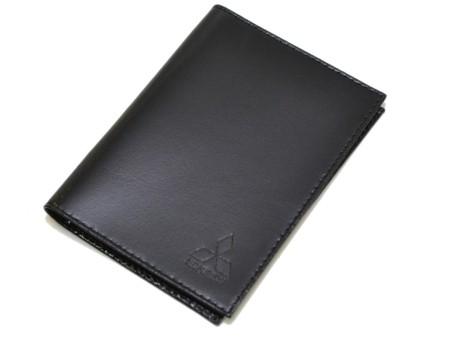 Бумажник водителя Askent BV.1. Mitsubishi (black)