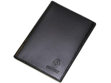 Бумажник водителя Askent BV.1. Renault (black)