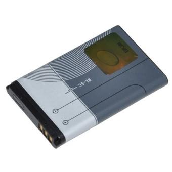 Батарея питания BL-5C (3,7V, 1000 mAh)