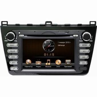 Головное устройство Mazda 6 - Intro CHR-4610
