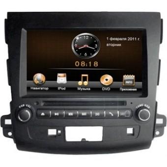 Головное устройство Peugeot 4007 - Intro CHR-6124