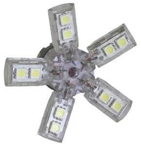 Светодиодная лампа Sho-Me 5715-S (white)
