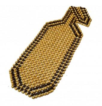 Накидка-массажер AV-010052 (шариковая, с подголовником)