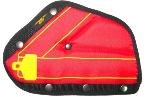 Адаптер ремня безопасности PSV Кроха (красный)