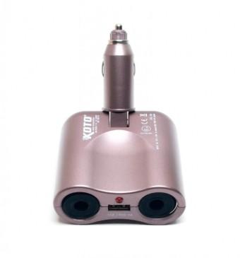 Разветвитель Koto/Kioki ERS-210 (USB, 2 гн.)