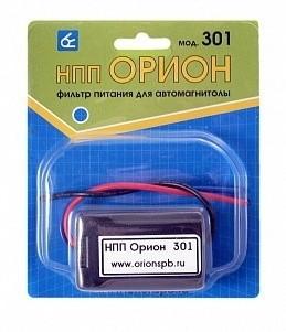 Фильтр питания радио аппаратуры Орион-301 (15 А)