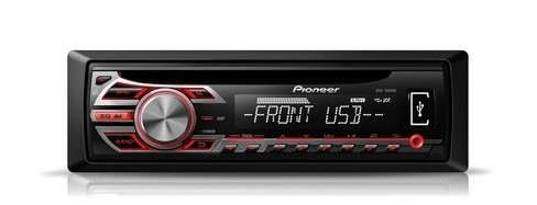 CD/MP3-ресивер Pioneer DEH-1500UB