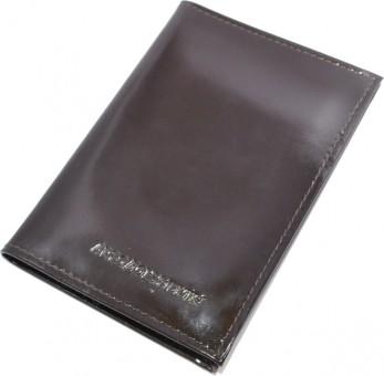 Бумажник водителя БВЛ5L (коричневый, натур. кожа)