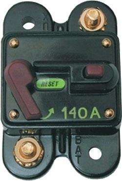 Прерыватель автомат. Daxx F140 (140 A)