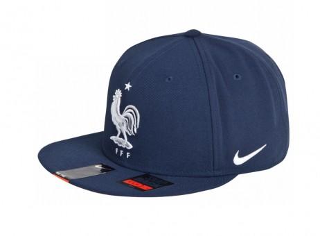 Бейсболка СБ Франция 2015-16 Nike т.-синяя, арт.15589