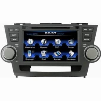 Головное устройство Toyota Highlander - Intro CHR-2298
