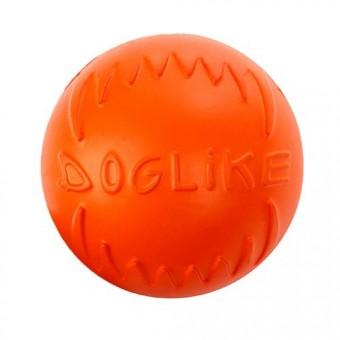 Игрушка DogLike Мяч (оранжевый, диаметр 10,0 см)