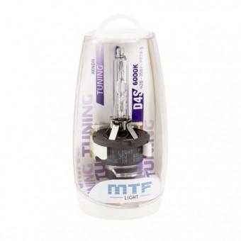 Ксеноновая лампа MTF D4S 6000K