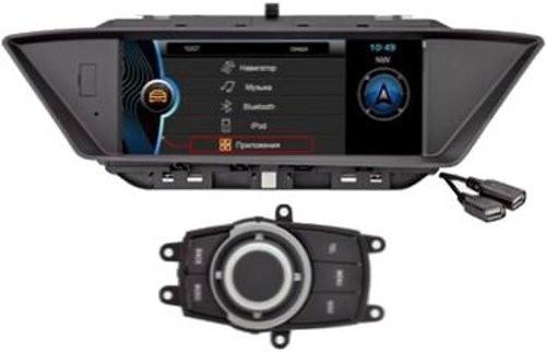 Головное устройство BMW X1 (E84) - Intro CHR-3218