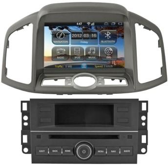 Головное устройство Chevrolet Captiva - Incar AHR-3181CH (Android)