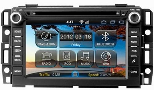 Головное устройство Chevrolet Tahoe - Intro AHR-3182 TH (Android)