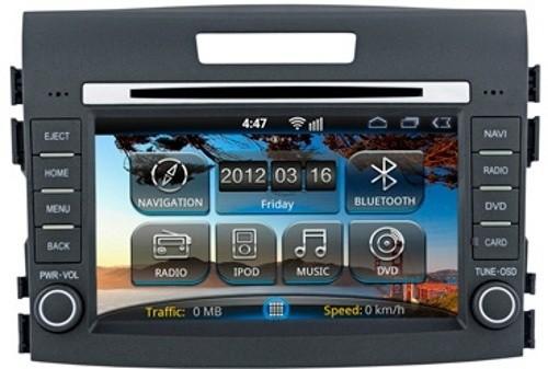 Головное устройство Honda CR-V - Incar AHR-3689CR (Android)