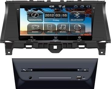 Головное устройство Honda Crosstour - Intro AHR-3683 CT (Android)
