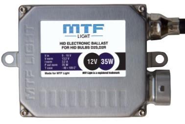 Блок розжига MTF D2 (35W)