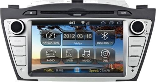 Головное устройство Hyundai ix35 - Intro AHR-2486 (Android)