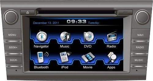 Головное устройство Toyota Rav4 - Intro CHR-2292 R4