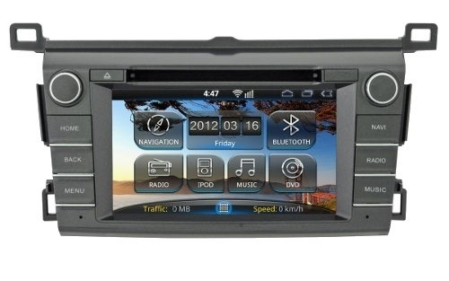 Головное устройство Toyota Rav4 - Intro AHR-2287 (Android)