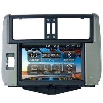 Головное устройство Toyota Prado 150 - Intro AHR-2299 PR (Android)