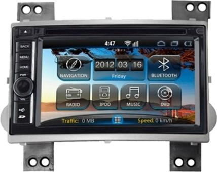 Головное устройство Hyundai Starex - Intro AHR-7784 (Android)