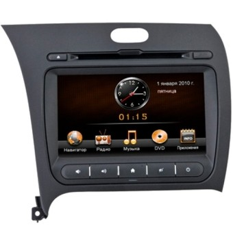 Головное устройство Kia Cerato - Intro CHR-1833 SR