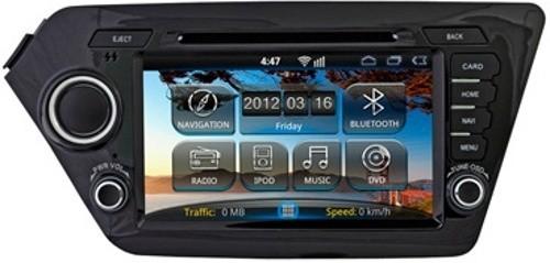 Головное устройство Kia Rio - Intro AHR-1887 RO (Android)
