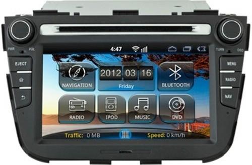 Головное устройство Kia Sorento - Intro AHR-1884 ST (Android)