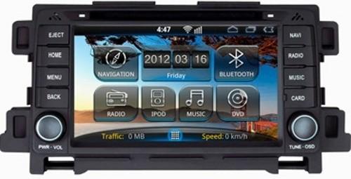 Головное устройство Mazda CX-5/6 - Intro AHR-4685 M5 (Android)