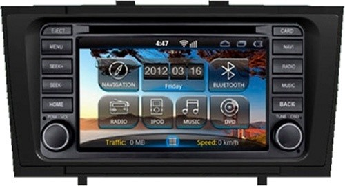 Головное устройство Toyota Avensis Intro AHR-2189 AV (Android)