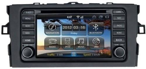 Головное устройство Toyota Auris Incar AHR-2187 AU (Android)