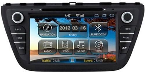 Головное устройство Suzuki SX4 - Incar AHR-0780SX (Android)