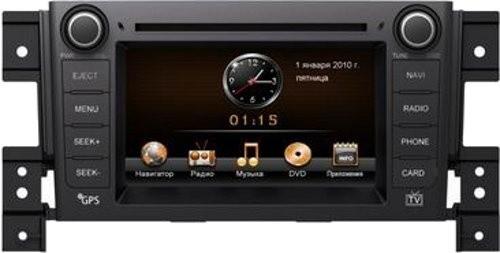Головное устройство Suzuki Grand Vitara - Incar CHR-0791 GV