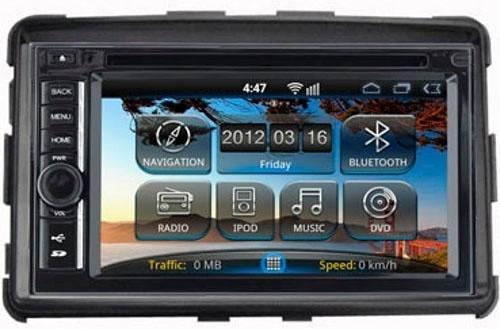 Головное устройство SsangYong Rexton - Intro AHR-7786 RX (Android)