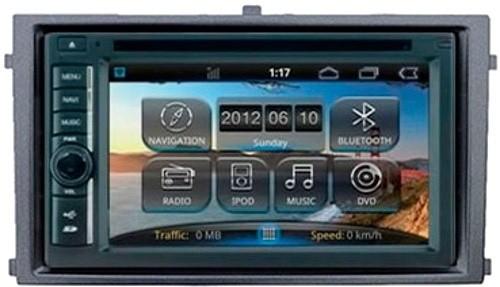 Головное устройство SsangYong Rexton - Intro AHR-7782 (Android)