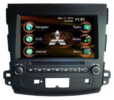 Головное устройство Mitsubishi Outlander - Intro CHR-6124 XL