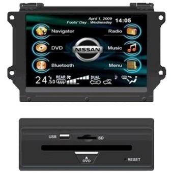 Головное устройство Nissan Taena - Intro CHR-2270 NT