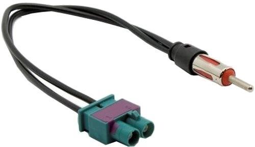 Разъем ISO антенный Volvo - Carav 13-016