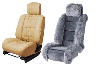 Чехлы и накидки на сидения