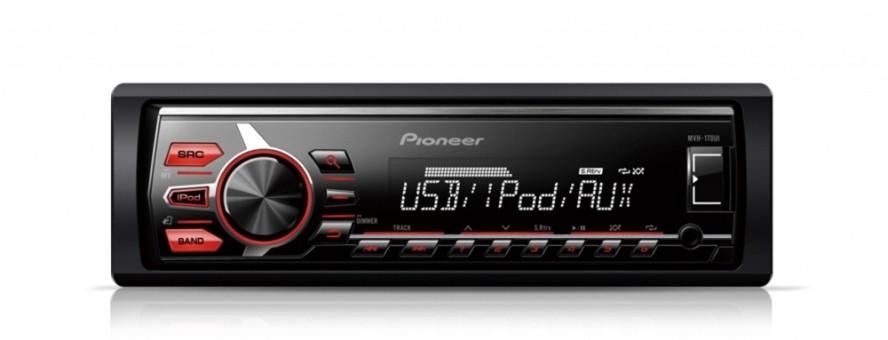 MP3-ресивер Pioneer MVH-170UI